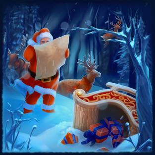escape game hivernal en réalité virtuelle Christmas