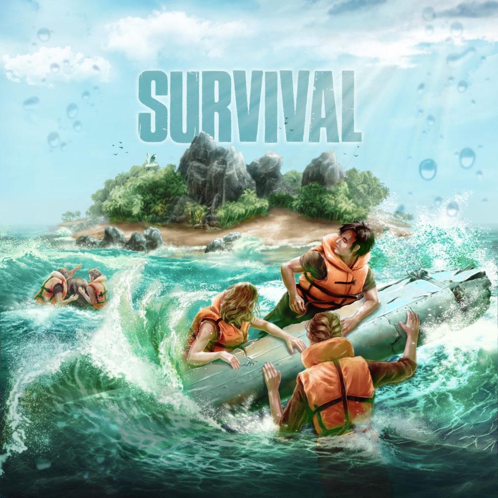 Escape game survival