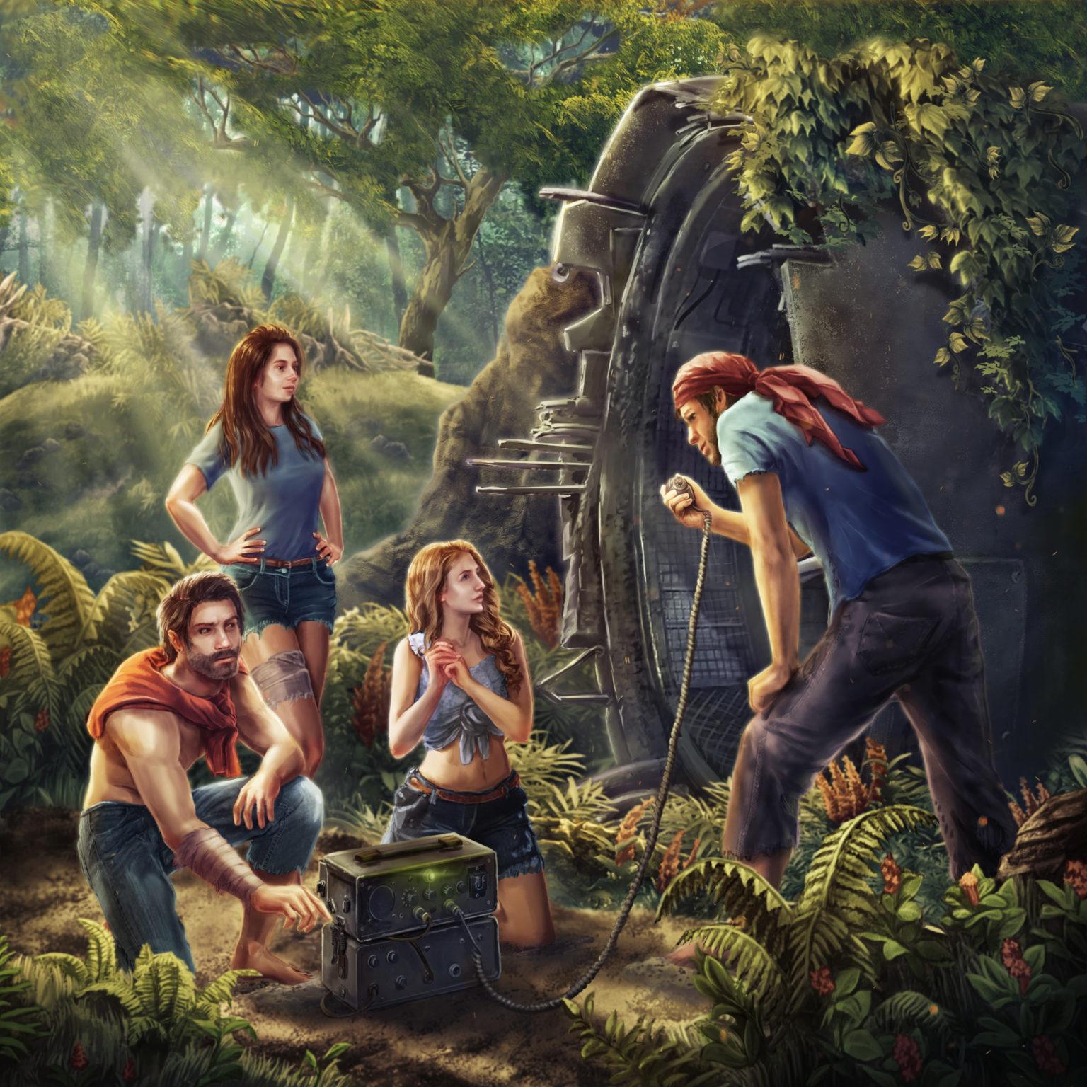 Escape game survival réalité virtuelle