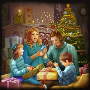 escape game hivernal noel en réalité virtuelle Christmas